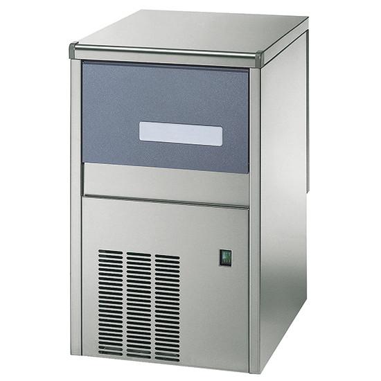 Eiswürfelbereiter, Luftkühlung, 32 kg/24 h