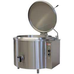 Elektro-Kochkessel, Diamond runde Version, 500 Liter