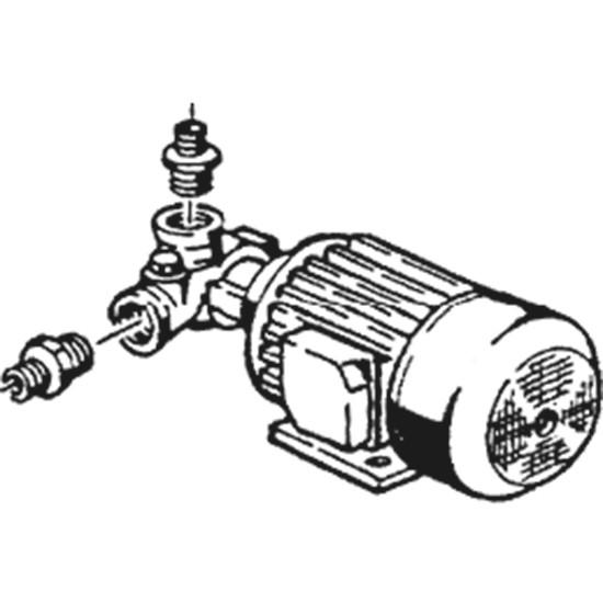 Ablaufpumpe für SWST GE01 104