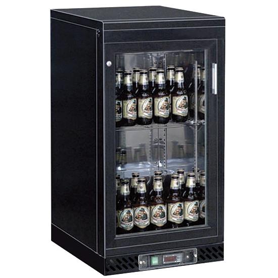 Flaschenkühler für Unterbau mit 1 Flügeltür