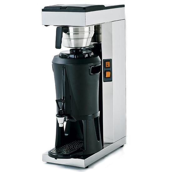 Filterkaffeemaschine mit Thermos, 2,5 Liter, manuell