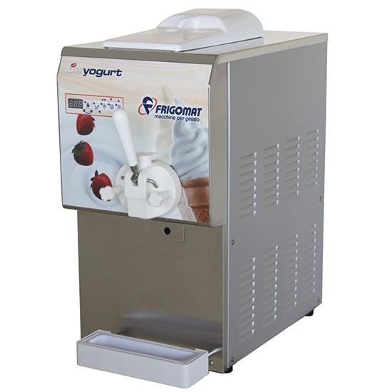 Frozen Yogurt-Maschine, Luft-/Wasser-Kondensation, Kapazität 8 Liter