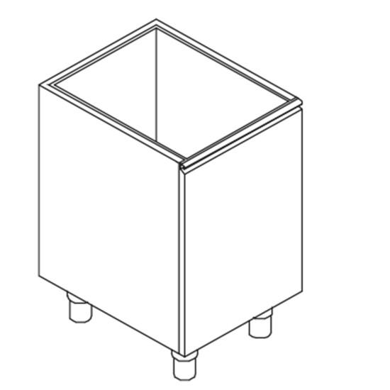 Flaschenschublade, 450x780 mm