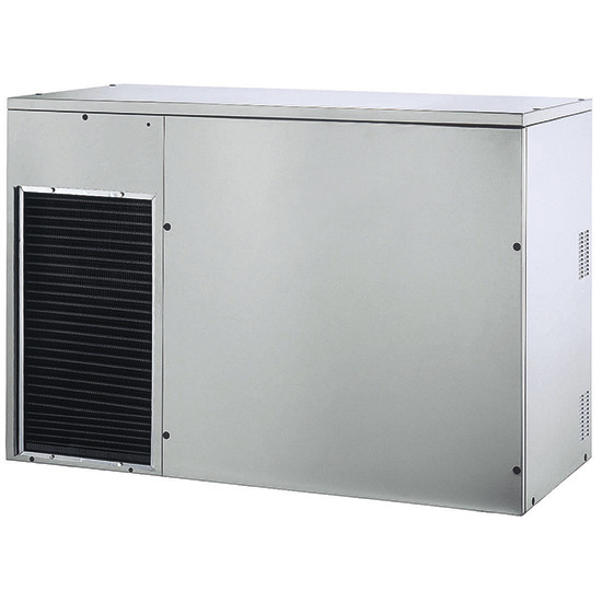 Eiswürfelbereiter, Luftkühlung, 300 kg/24 h