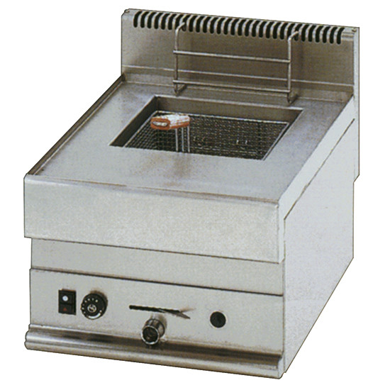 Gas-Friteuse, Tischmodell, 8 Liter
