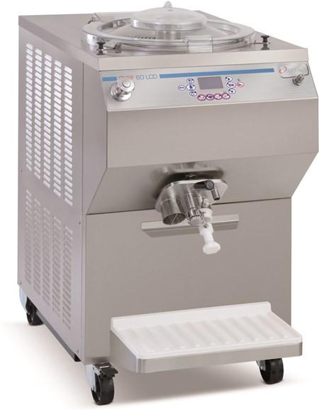 Frigomat Cremekocher, wassergekühlt, Kapazität 30-55 kg, Produktion 55 kg/h